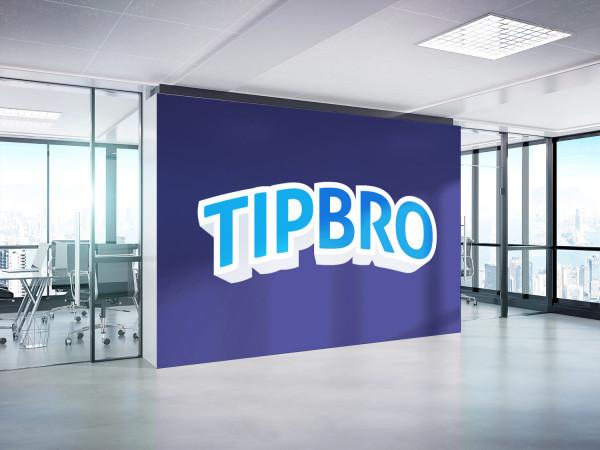 Sample branding #2 for Tipbro