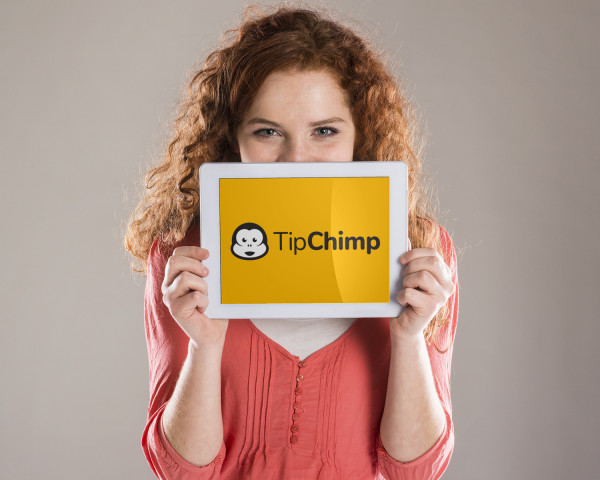Sample branding #1 for Tipchimp