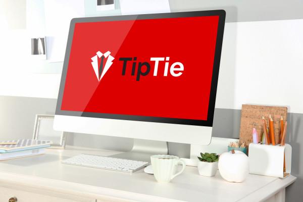 Sample branding #2 for Tiptie