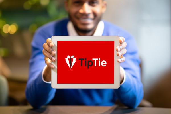 Sample branding #1 for Tiptie