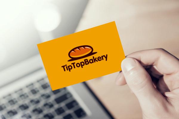 Sample branding #2 for Tiptopbakery
