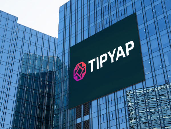 Sample branding #1 for Tipyap