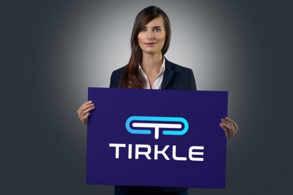 Sample branding #3 for Tirkle