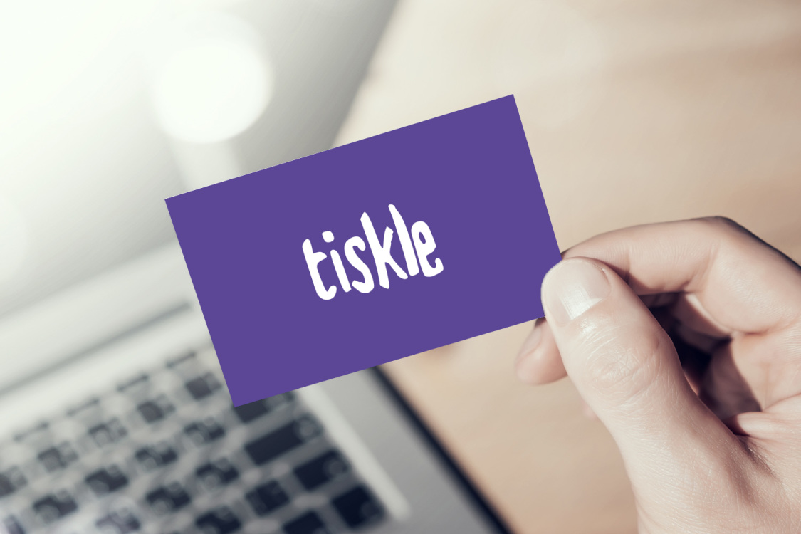 Sample branding #1 for Tiskle
