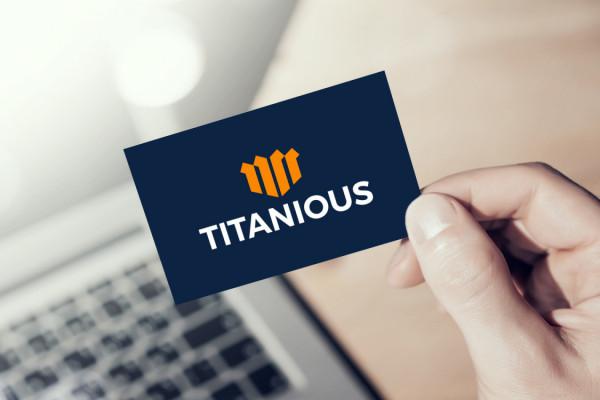 Sample branding #3 for Titanious