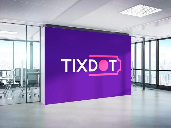 Sample branding #1 for Tixdot