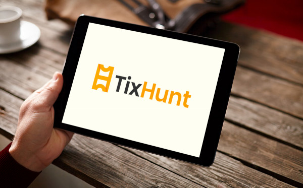 Sample branding #2 for Tixhunt