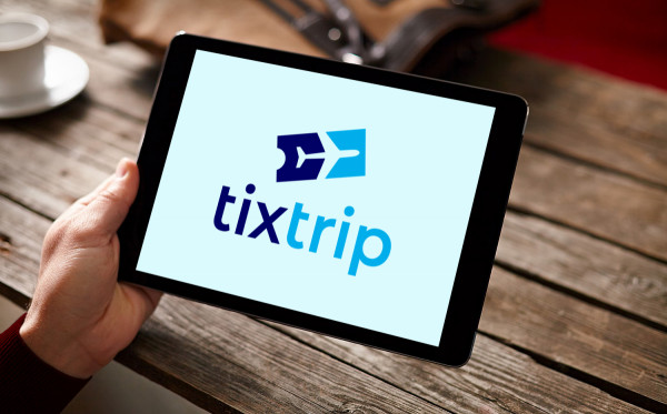 Sample branding #2 for Tixtrip