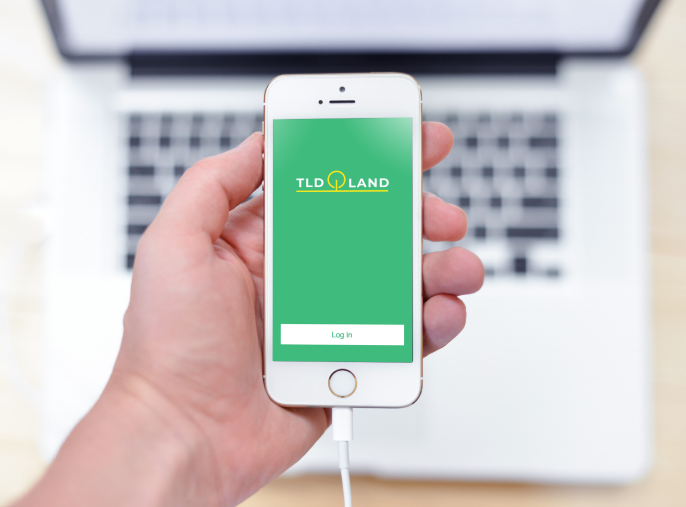 Sample branding #1 for Tldland