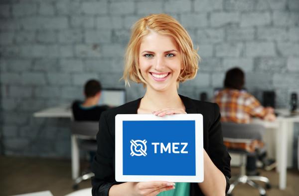Sample branding #2 for Tmez
