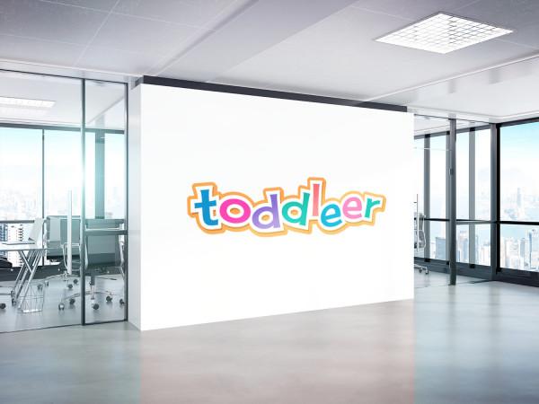 Sample branding #3 for Toddleer