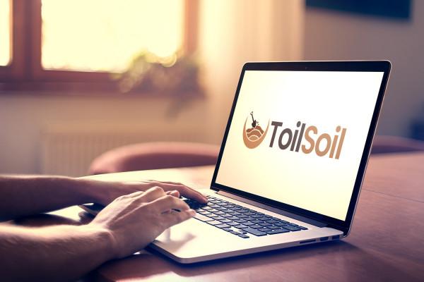 Sample branding #3 for Toilsoil