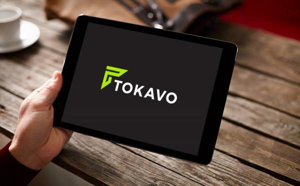 Sample branding #1 for Tokavo