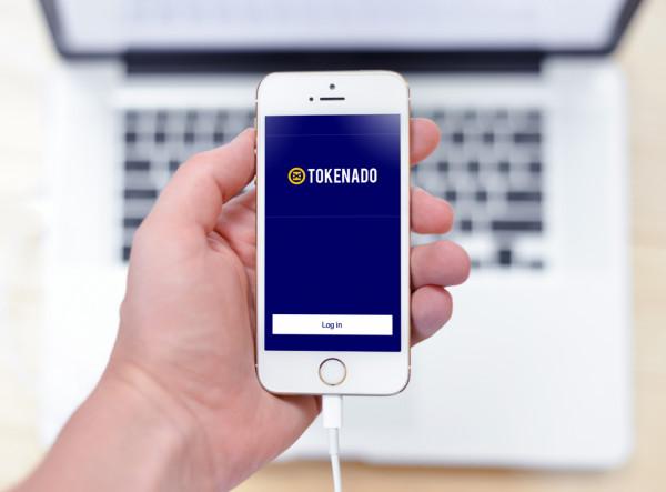 Sample branding #2 for Tokenado