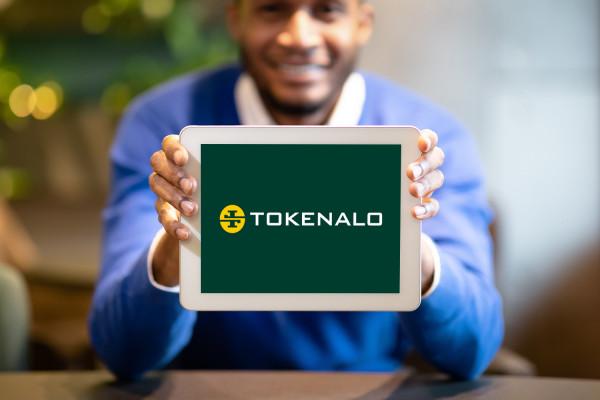Sample branding #1 for Tokenalo