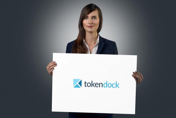 Sample branding #3 for Tokendock