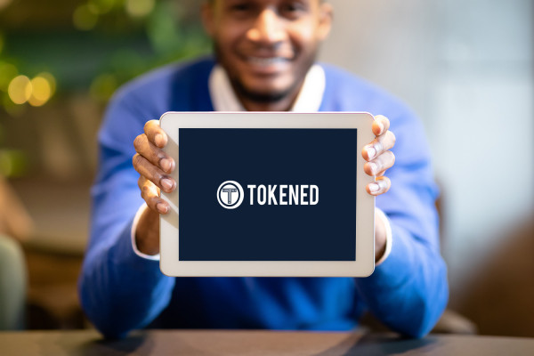 Sample branding #1 for Tokened