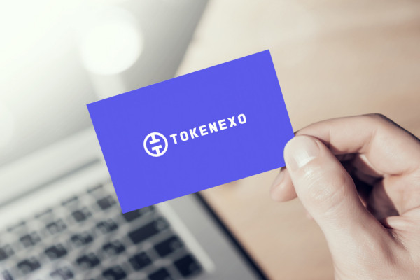 Sample branding #3 for Tokenexo