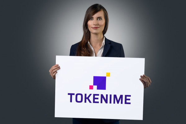 Sample branding #2 for Tokenime
