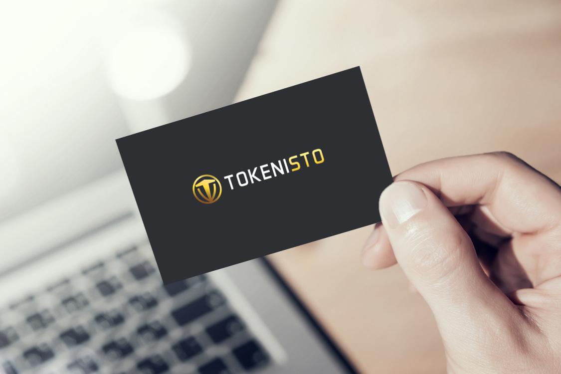 Sample branding #2 for Tokenisto