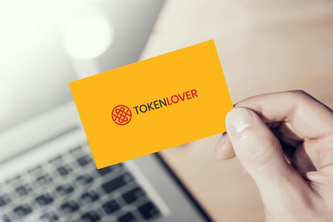 Sample branding #2 for Tokenlover