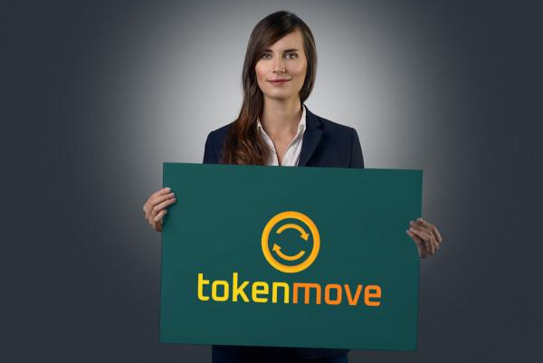 Sample branding #1 for Tokenmove