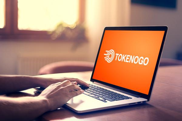 Sample branding #1 for Tokenogo