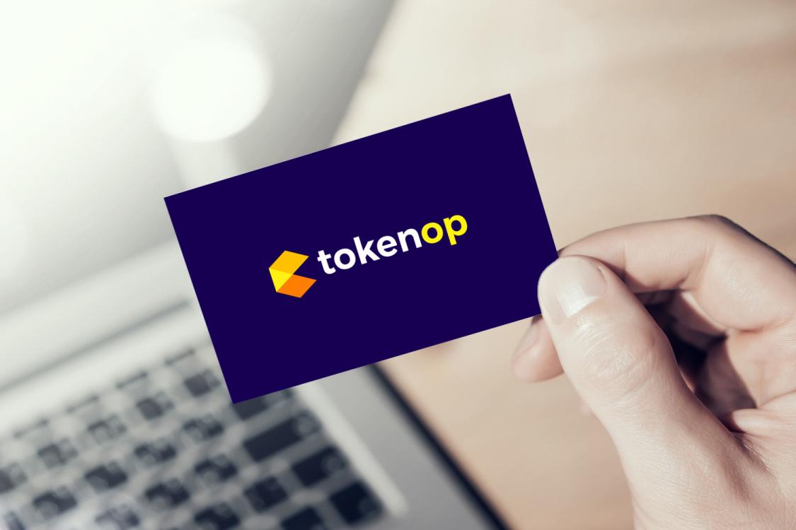 Sample branding #1 for Tokenop