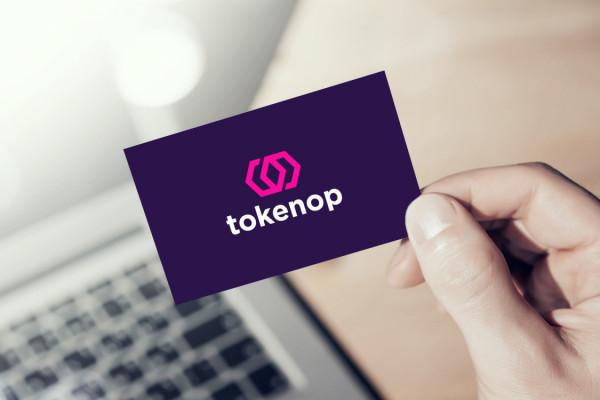 Sample branding #3 for Tokenop