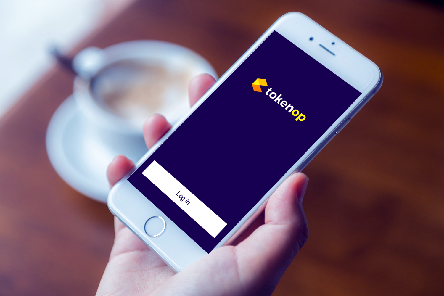 Sample branding #3 for Tokenop