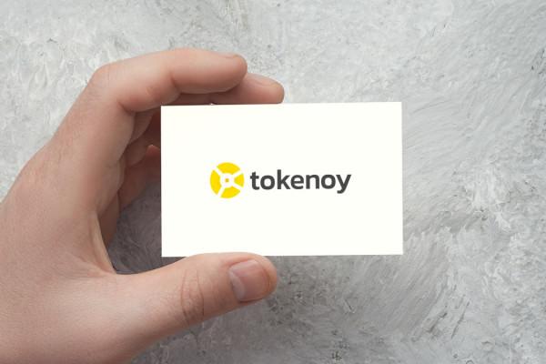 Sample branding #3 for Tokenoy