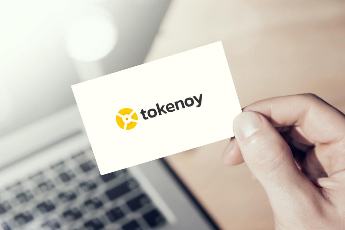 Sample branding #2 for Tokenoy
