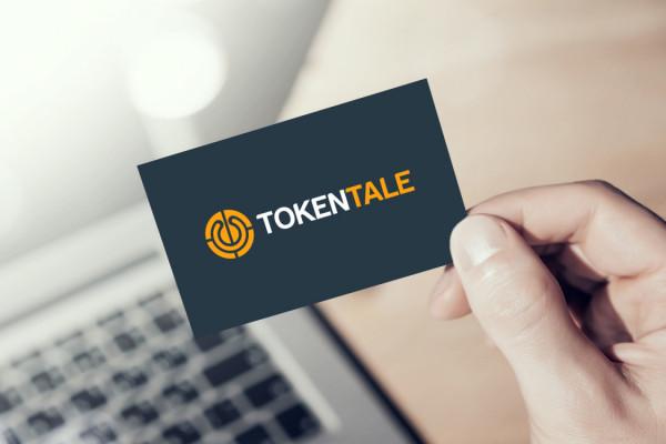 Sample branding #1 for Tokentale
