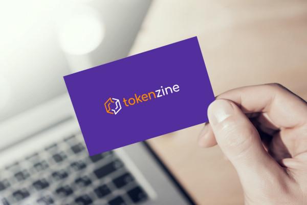 Sample branding #1 for Tokenzine