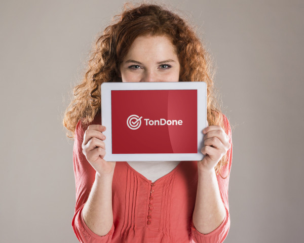 Sample branding #1 for Tondone