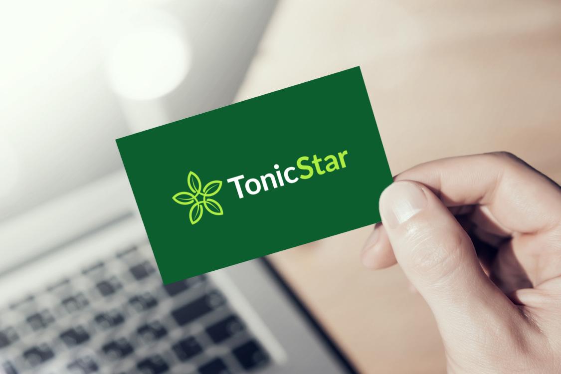 Sample branding #2 for Tonicstar