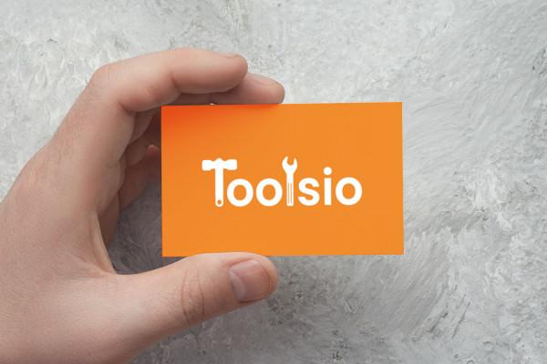 Sample branding #1 for Toolsio