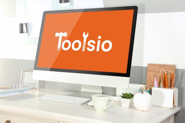 Sample branding #3 for Toolsio