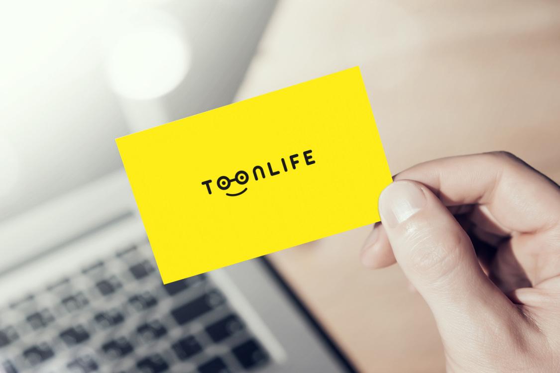 Sample branding #2 for Toonlife
