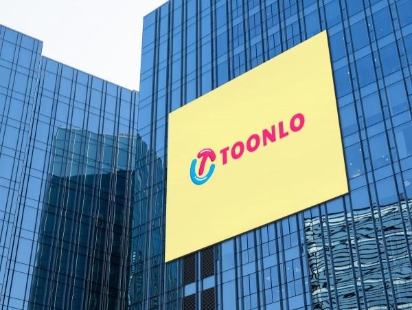 Sample branding #3 for Toonlo