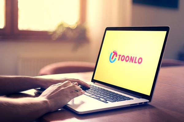 Sample branding #1 for Toonlo