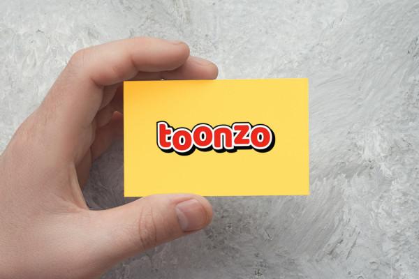 Sample branding #1 for Toonzo