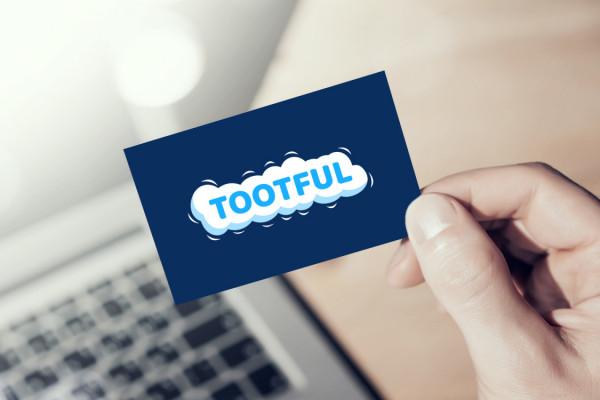 Sample branding #3 for Tootful
