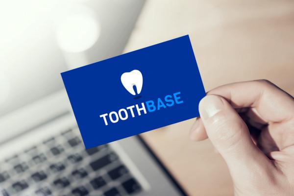 Sample branding #2 for Toothbase