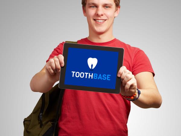 Sample branding #1 for Toothbase
