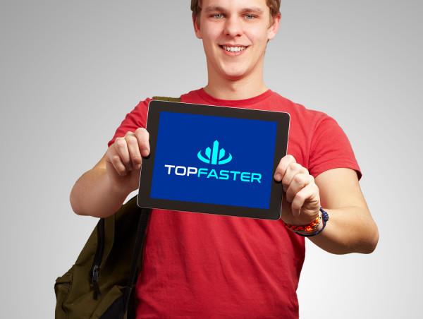 Sample branding #3 for Topfaster