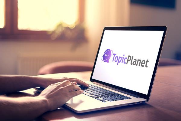 Sample branding #3 for Topicplanet