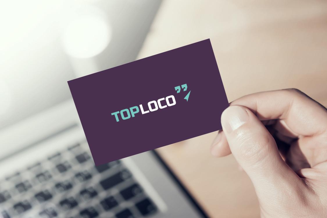 Sample branding #2 for Toploco