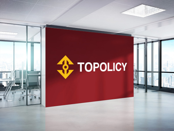 Sample branding #1 for Topolicy