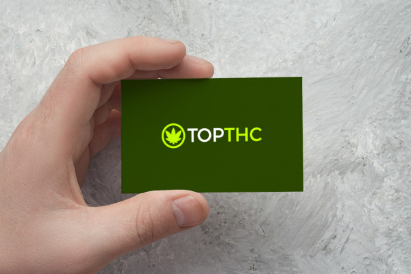 Sample branding #2 for Topthc